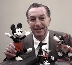 Walt Disney – Cha đẻ của chuột Mickey