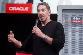 Oracle Reduces Stock-Option Grants to Larry Ellison - WSJ