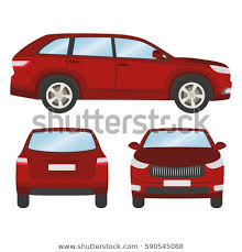 car white background front. Delighful Car Car Vector Template On White Background Hatchback Isolated Front Back  Side View Throughout White Background Front I