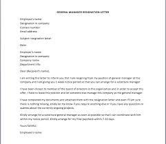 Management Resignation Letter Hr Manager Resignation Letter Smart Letters