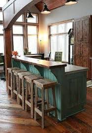 Kitchen And Bar Designs Reclaimed Wood Kitchen Island Raised Bar Designs Kitchen Island