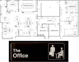 the office floor plan. \ The Office Floor Plan H