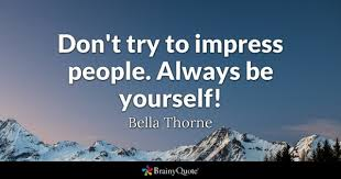 Quotes And Sayings About Being Yourself Best of Be Yourself Quotes BrainyQuote