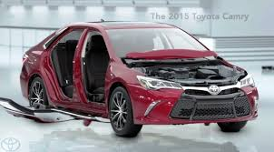 2014 camry redesign. Plain 2014 CarRevsDailycom 2015 Toyota Camry Redesign Delivers Greater Chassis  Strength Wider Stance And More LED Style 11 Inside 2014 Y