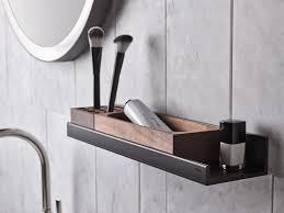 aluminium towel rack bathroom wall