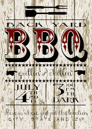 my monsters back yard bbq party invitation printable back yard bbq party invitation printable at com
