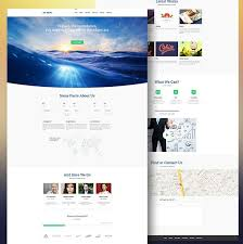 Free Psd Website Templates Classy 28 Professional Free PSD Website Templates