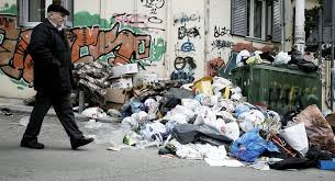 Αποτέλεσμα εικόνας για σκουπιδια κερκυρα  ελλαδα