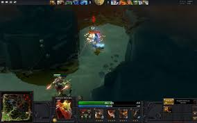 is anyone else bothered by the new bounty hunter immortal dota2