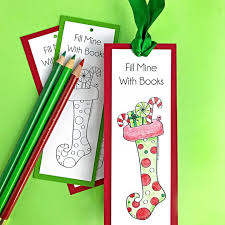 Pypus is now on the social networks, follow him and get latest free coloring pages and much more. Printable Christmas Bookmarks To Color Carla Schauer Designs