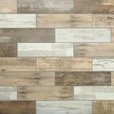 wood look porcelain tile porcela faux bathroom cost installed