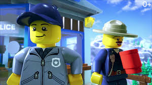 Невероятная горная полиция - <b>LEGO City</b> - Часть 1 - YouTube
