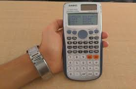 how to setup casio scientific calc to get answer in decimal points like 0 001 you