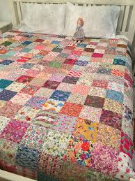 Liberty Lawn Charm Square Quilt 4.5