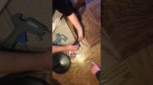 diy carpet binding