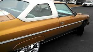 GovDeals: 1976 Chevy Caprice Classic (siezed) - YouTube