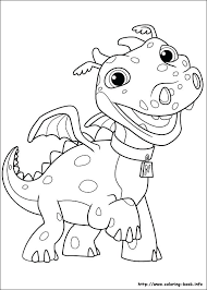 Nickjr Coloring Pages Coloring Pages For Kids All Your Favorite