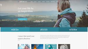 How To Design A Charity Website Beautiful Charity Nonprofit Fundraising Wordpress Themes