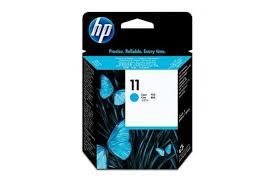 Купить <b>Печатающая головка HP 11</b> Cyan для моделей DesignJet ...