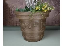 outdoor large landscaping pots