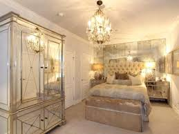 Gold Mirrored Bedroom Furniture Desk With Drawers And Mirror Glass Bedroom  Furniture Sets