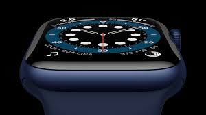 apple watch series 6 delivers