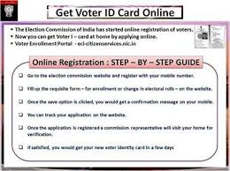 my proofs how to get my voter id card made i stay away from my native place