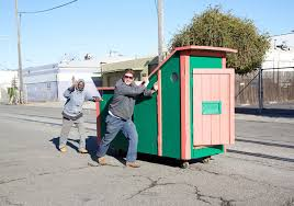 Small Picture Kindhearted Artist Turns Trash into Tiny Mobile Homes for the Homeless