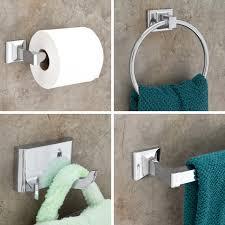 4 Piece Bathroom Accessory Set Gardenia 4 Piece Bathroom Accessory Set Bathroom