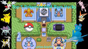 Top 5 Pokemon GBA Rom Hacks - YouTube