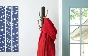 Build Your Own Coat Rack Build A Coat Rack Pallet Wood Coat Rack With Wooden W Letter Decor 79