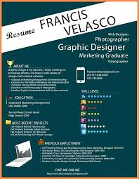 Resume Of A Graphic Designer Graphic Designer Resume Template 11 Free Word Pdf Format Best Resume