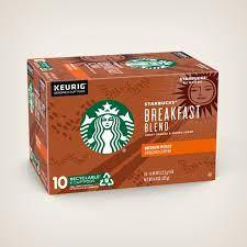 Sourced for the season, roasted at starbucks reserve® roasteries and crafted with care. Breakfast Blend Lighter Roast Coffee Starbucks Coffee At Home