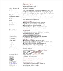 Executive Assistant Resume Template Word Resume Template For