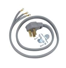 cheap wire for 50 amp, find wire for 50 amp deals on line at 50 Amp Surface Mount Wiring Diagram get quotations · general electric wx09x10010 3 wire 50amp range cord, 4 feet 50 Amp Plug Wiring Diagram