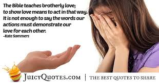 Brotherly Love Quotes Adorable Brotherly Love Quote With Picture