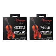 Dominant Violin String Color Chart