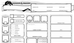 pokemon tabletop character sheet heres how dungeons dragons is changing for its new edition polygon