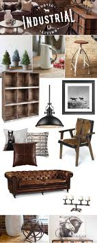 Rustic Design For Living Rooms 25 Best Ideas About Rustic Industrial Decor On Pinterest Rustic