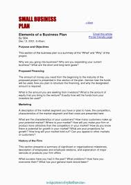 Simple Business Plan Template Free Australia New Small