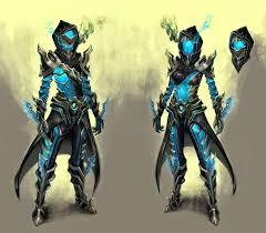 Cool Armor Designs Eric Kwon Assassin Armor Design