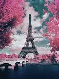 Paris Eiffel Tower Rhinestone Diamond ...