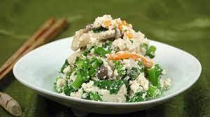 豆腐 の 白和え