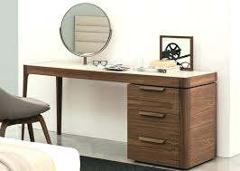 black makeup vanity set furniture charming makeup vanity set featuring modern wooden table with single side