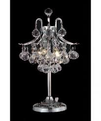 chandelier table lamp australia thesecretconsul intended for crystal chandelier table lamps