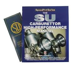 Su Carb Manual And Su Needle Chart Su Carburetters