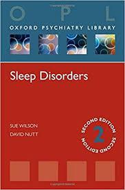 Sleep Disorders Oxford Psychiatry Library Amazon Co Uk
