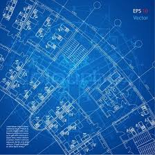 architectural design blueprint. Stock Vector Of \u0027Urban Blueprint (vector). Architectural Background. Part Design B