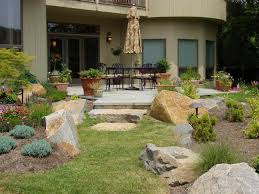 Small Picture Patio Landscaping Ideas HGTV