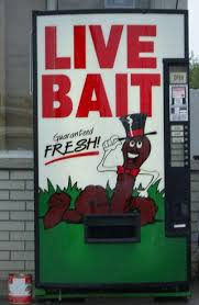 Bait Vending Machine Simple Live Bait Vending Machines Quench Vending